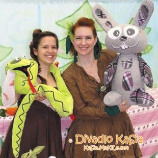 Divadlo KaSia - O zajkovi Fajkovi a hadíkovi Vadíkovi